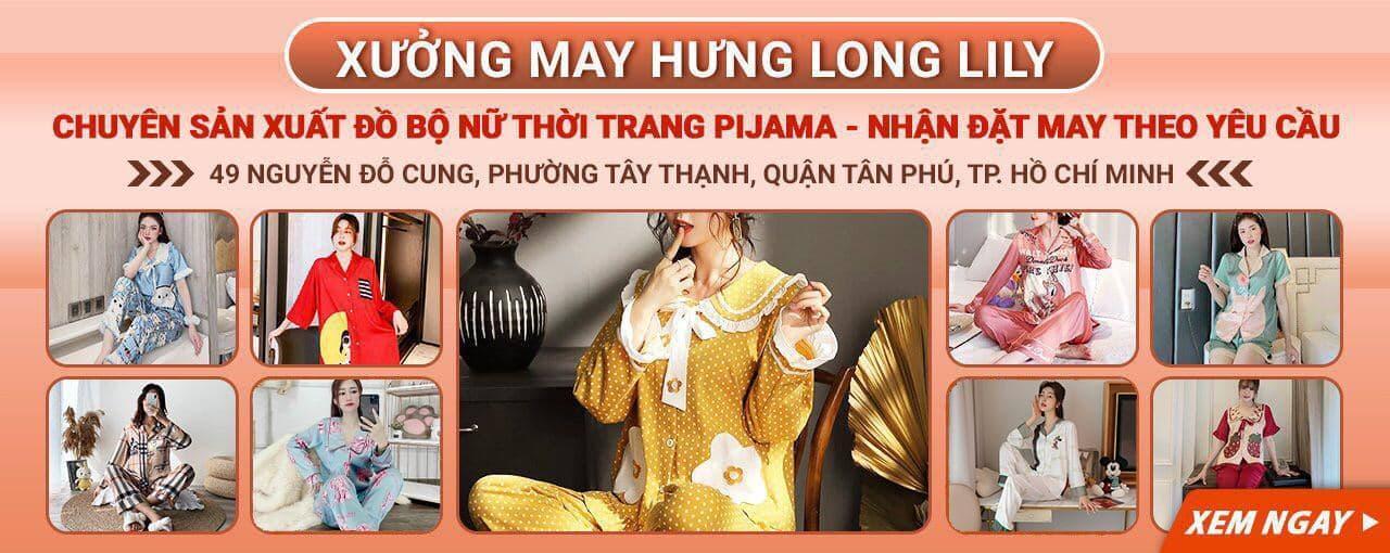 Xưởng May Hưng Long LiLy Web Desktop