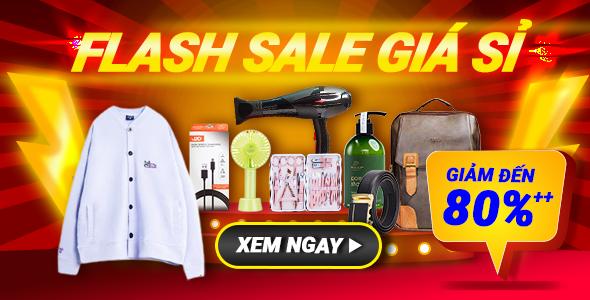 Flash Sale Giá Sỉ Thứ 5 Hàng Tuần Home Primary